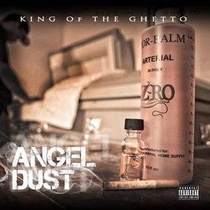 Angel Dust (Z-Ro album) - Image: Z Ro Angel Dust