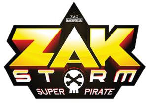 Zak Storm - Image: Zak Storm logo