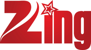 Zing (TV channel) - Zing logo used from 18 June 2011 until 2014