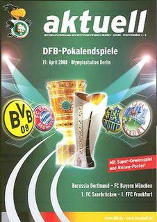 2008 DFB-Pokal Final association football match