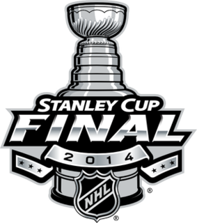 2014 Stanley Cup Finals championship series of the National Hockey League