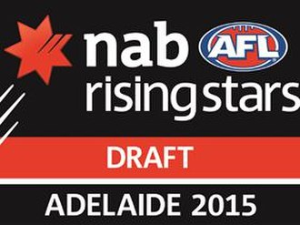 2015 AFL draft - Image: 2015 AFL draft logo
