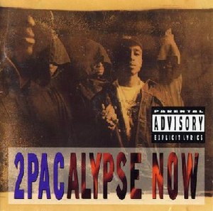 2Pacalypse Now - Image: 2pacalypse now