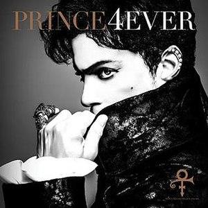 4Ever (Prince album) - Image: 4ever Cover