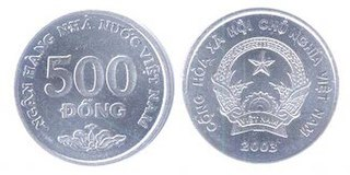 Currency of Vietnam