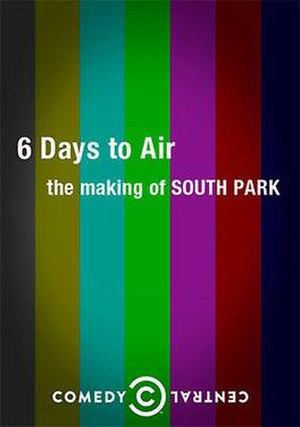 6 Days to Air - Image: 6 Days to Air