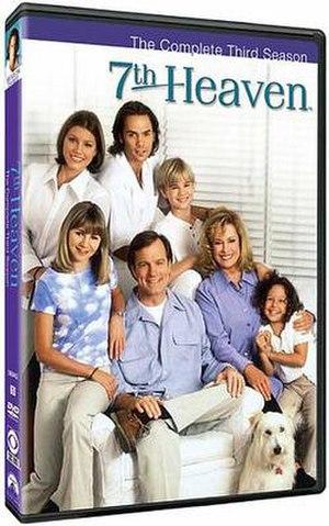 7th Heaven (season 3)