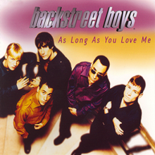Backstreet Boys — As Long as You Love Me (studio acapella)