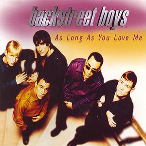 As Long as You Love Me (Backstreet Boys song) - Image: ALAYLM1