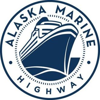 Alaska Marine Highway - Image: AMHS logo