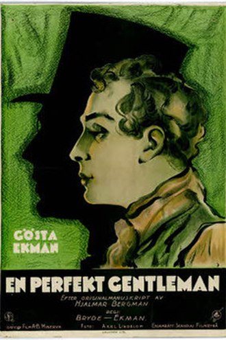 A Perfect Gentleman (1927 film) - Image: A Perfect Gentleman