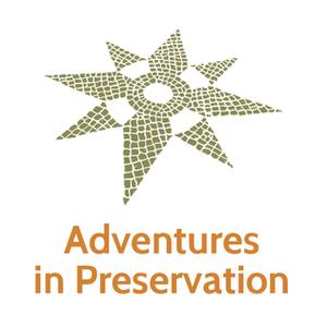 Adventures in Preservation - Image: Adventures in Preservation logo