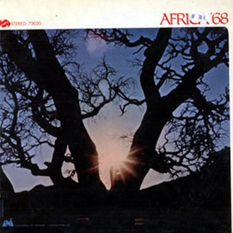 Africa '68 - Image: Africa 68 album cover