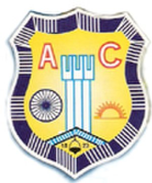 Agra College - Image: Agra College logo 2011