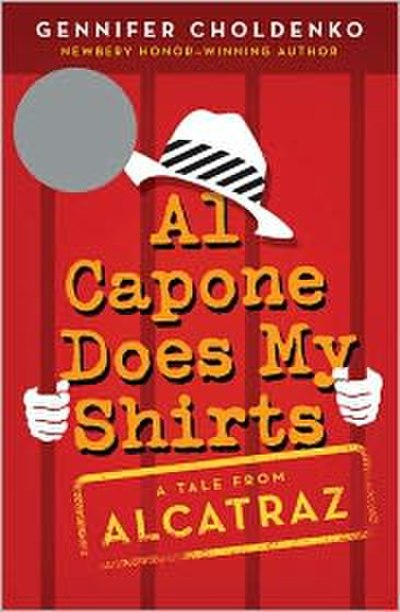 Picture of a book: Al Capone Does My Shirts