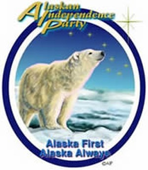Alaskan Independence Party - Image: Alaskan Independence Party logo