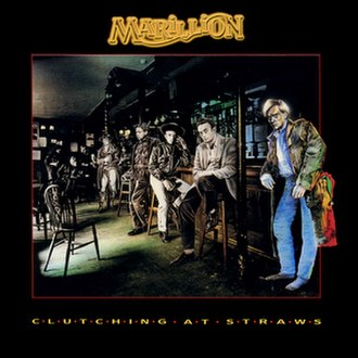Clutching at Straws - Image: Album cover marillion clutching at straws