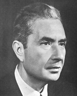 Kidnapping of Aldo Moro - Official portrait of Aldo Moro, during 1960s.