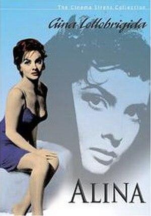 Alina (film) -  DVD