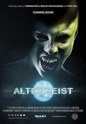 Altergeist - Teaser poster