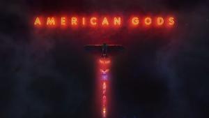 American Gods (TV series) - Image: American Gods logo