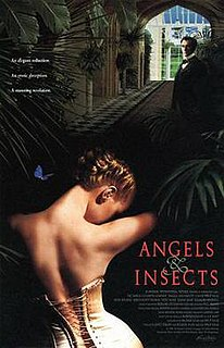 <i>Angels & Insects</i> 1995 film by Philip Haas
