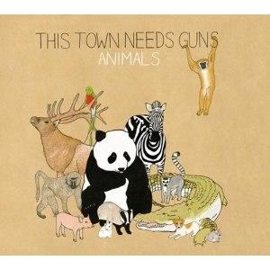 Animals (This Town Needs Guns album) - Image: Animals (This Town Needs Guns album)