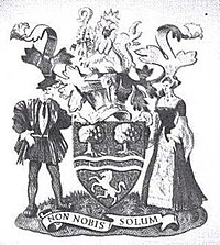 Coat of arms of Beckenham Borough Council