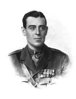 Arthur Borton Recipient of the Victoria Cross