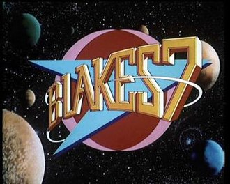 Blake's 7 - The logo used for the first three series of Blake's 7