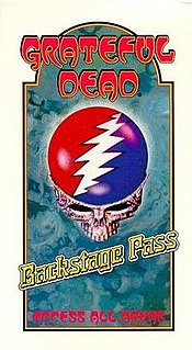 <i>Grateful Dead: Backstage Pass</i>