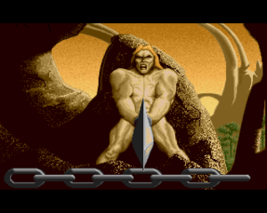 Barbarian (1987 video game) - Opening animation from the Amiga version of the game