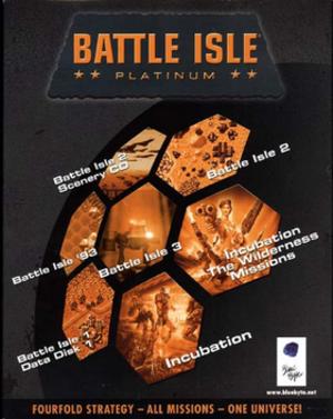 Battle Isle - Image: Battle Isle Platinum