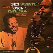 Ben Webster Meets Oscar Peterson Wikipedia