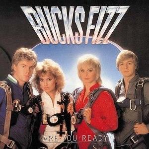 Are You Ready (Bucks Fizz album) - Image: Bfareyouread