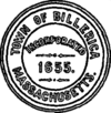 Official seal of Billerica, Massachusetts