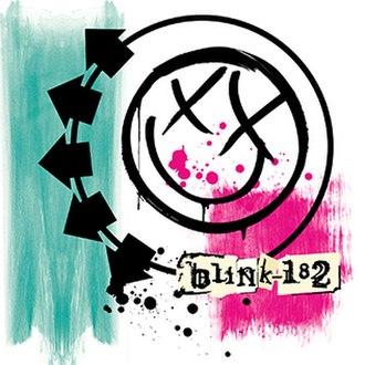 Blink-182 (album) - Image: Blink 182 Blink 182 cover