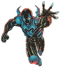 Jaime Reyes DC Comics superhero