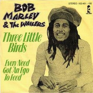 Three Little Birds - Image: Bob Marley Three Little Birds