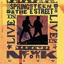 Image result for bruce springsteen live in new york city