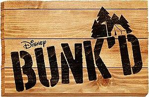 Bunk'd - Image: Bunk'd logo