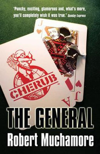 The General (Muchamore novel) - Image: CHERUB The General cover