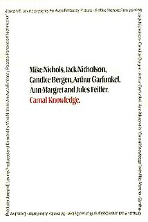 <i>Carnal Knowledge</i> 1971 film by Mike Nichols