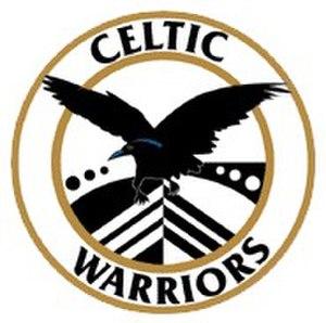 Celtic Warriors - Image: Celtic Warriors Logo