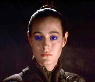 Chani fictional character from Dune