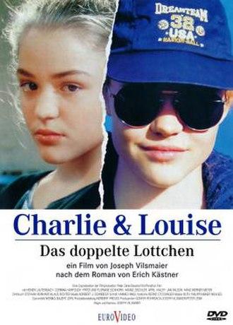 Charlie & Louise – Das doppelte Lottchen - Image: Charlie & Louise Das doppelte Lottchen