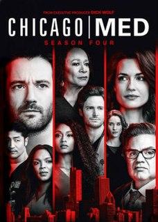 <i>Chicago Med</i> (season 4) Season of television series