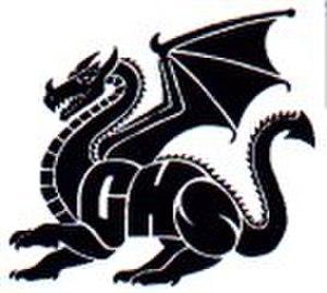 Clinton High School (Clinton, Tennessee) - Clinton High School Dragon