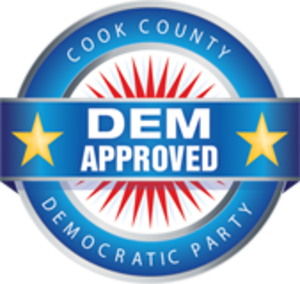 Cook County Democratic Party - Image: Cook County Democratic Party logo