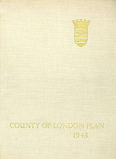 <i>County of London Plan</i>